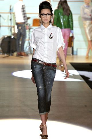 Dsquared2 en la Milán Fashion Week otoño/invierno 2012/2013 +Info. http://www.deli-cious.es/index.php/milan/634-dsquared2-milan-fashion-week