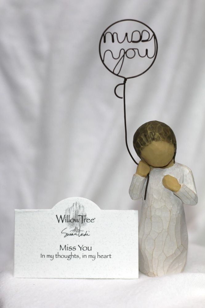Angel balloon i we miss you sign willow tree sentiment mini small angel balloon i we miss you sign willow tree sentiment mini small greeting card m4hsunfo