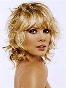 short haircuts for thick wavy hair round face  hair style