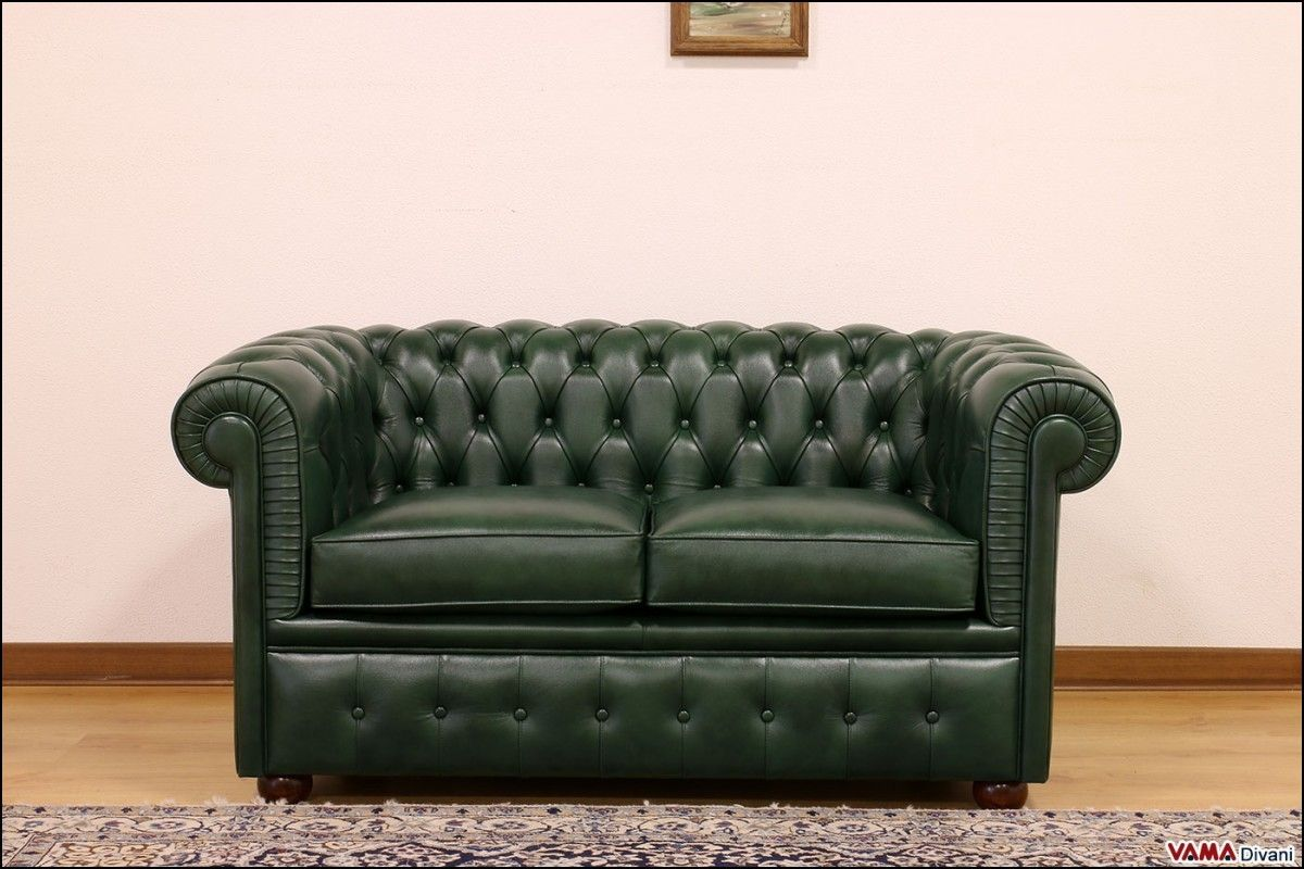 Small Chesterfield Sofa