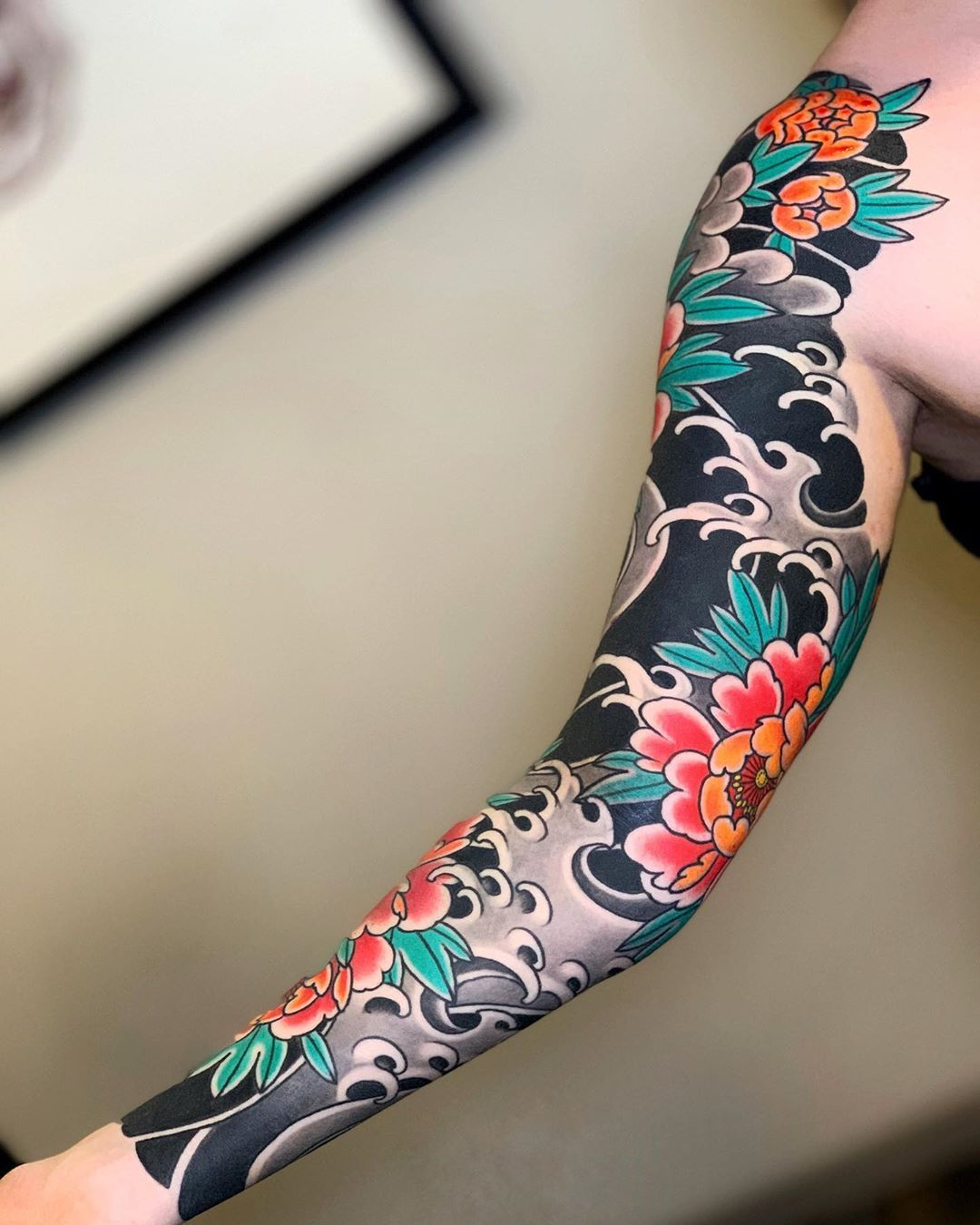Inspirational Japanese tattoos samples