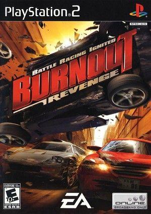 Burnout Revenge Sony Playstation 2 Game Ps2 Games Revenge Xbox