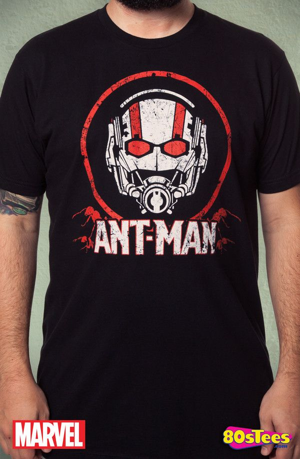 c99339ac Ant-Man T-Shirt: Marvel Comics An-Man Mens T-Shirt | New Mens T ...