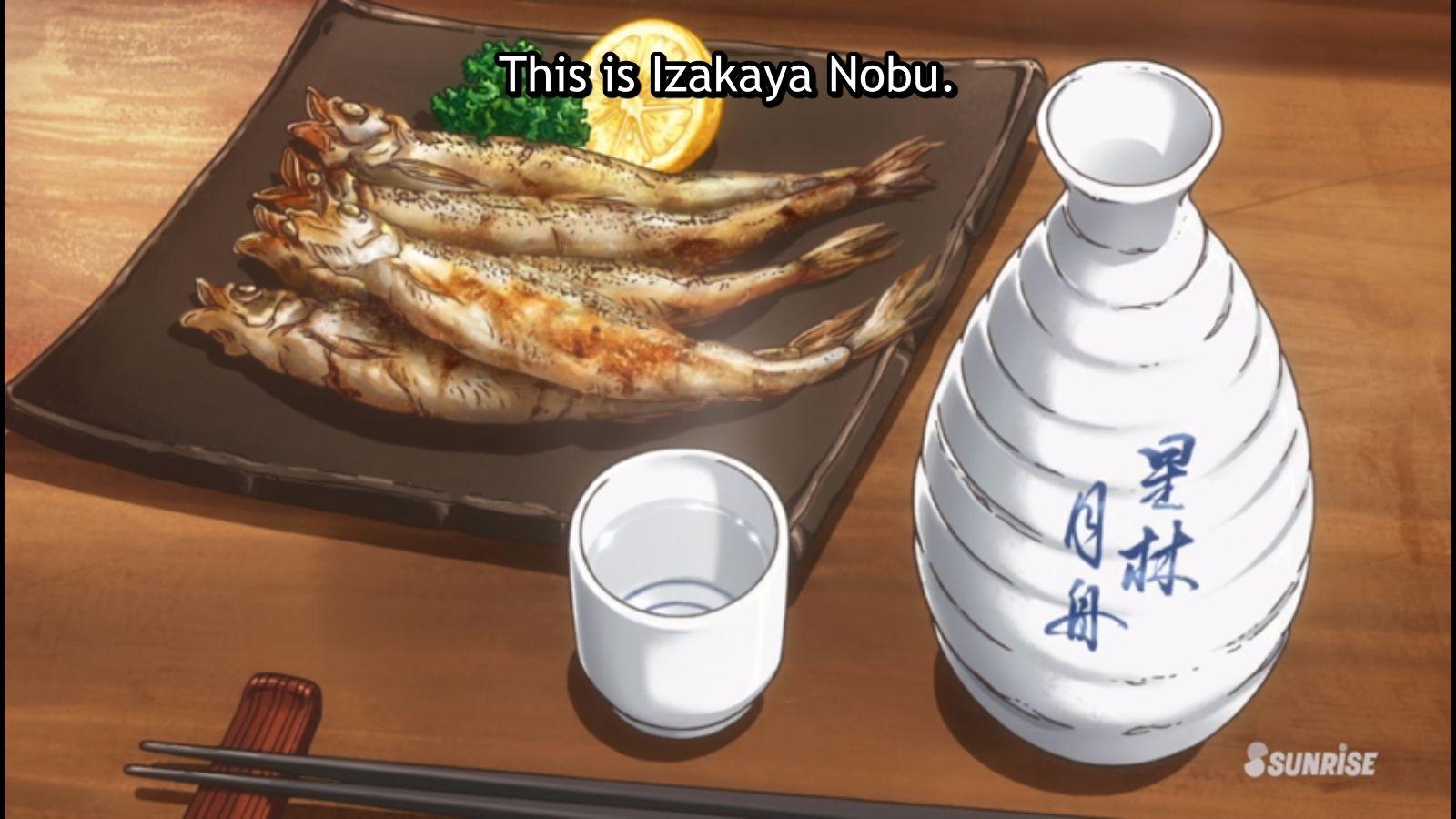 Isekai Izakaya Japanese Food in Feudal Germany in 2020