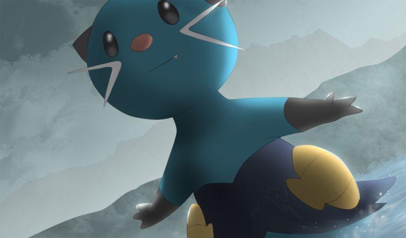 Dewott By All0412deviantartcom On At Deviantart Pokemon Pokemon