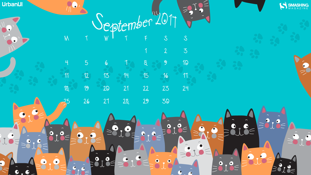 Goodbye Summer, Hello Autumn! Inspiring Wallpapers To Start September Off  Right (2017 Edition). Funny Cats