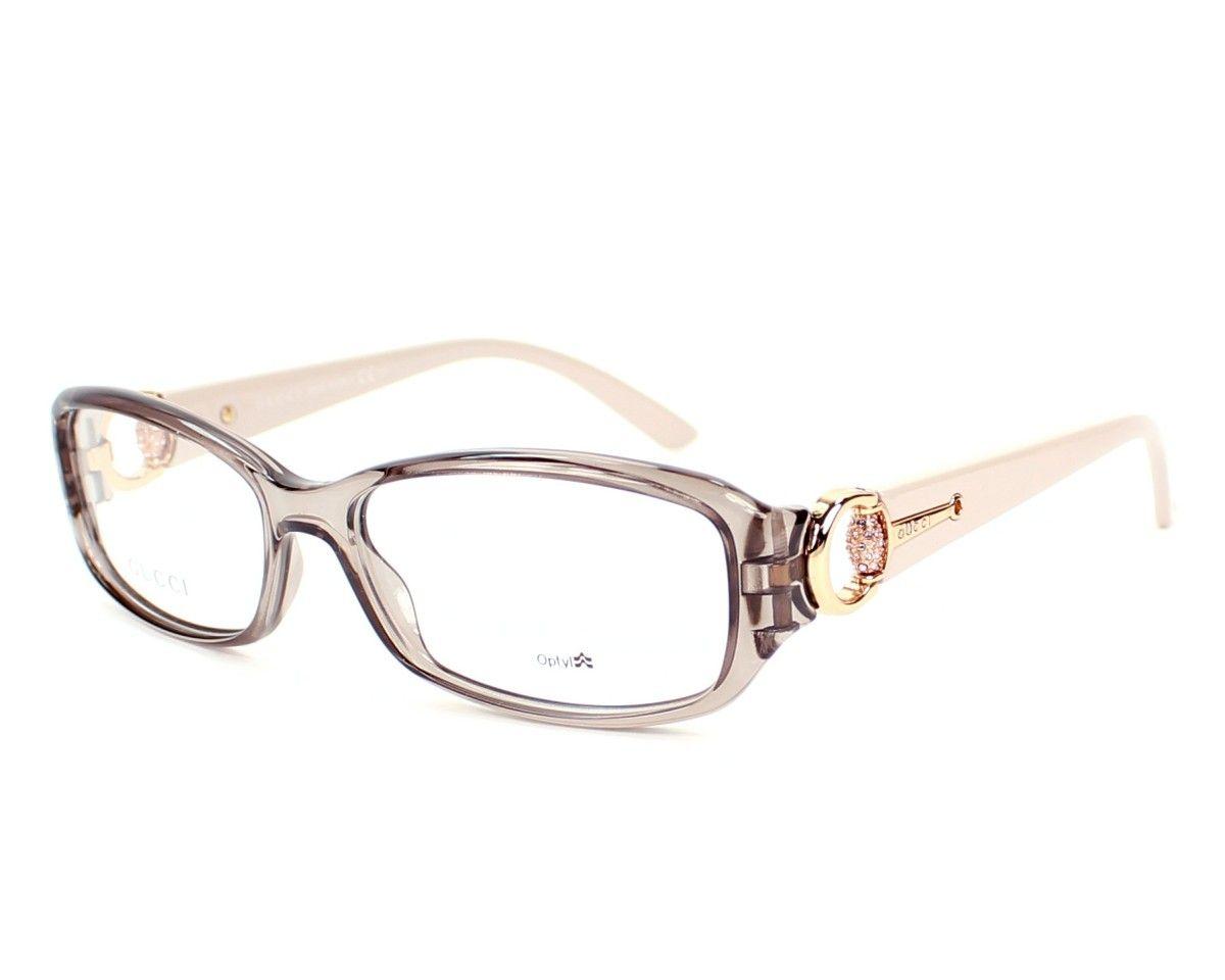 39ec72f700cf61 Lunettes de vue Gucci GG 3652 ANW Noir - Or - Achat et essayage en ligne.  Toutes les grandes marques aux prix les moins chers   lunettes   Eyewear,  ...