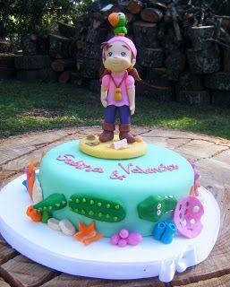 Izzy cake
