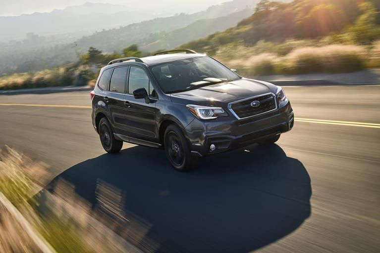 2018 subaru forester whats changed subaru forester