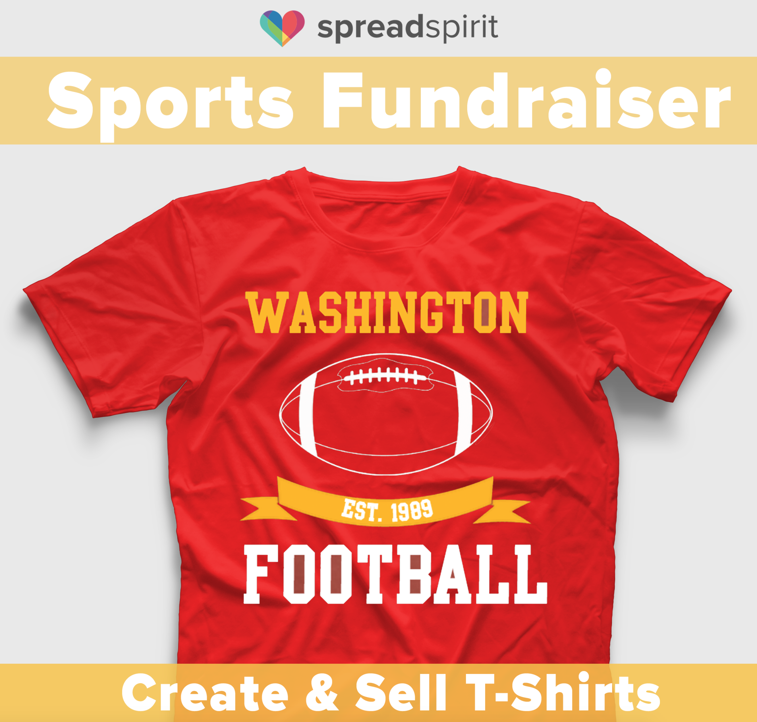 Fundraising Ideas For Your Sports Team Start A T Shirt Campaign