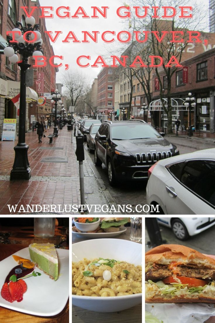 Vegan Guide to Vancouver BC, Canada (With images) Vegan