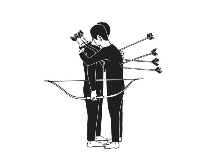 "Forgive Thy Other"" Art Print by Scott Erickson on Society6. | Art ..."