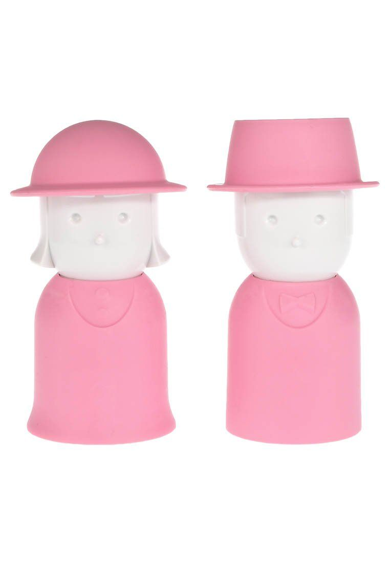 Qualy MRS. SALT & MR. PEPPER - Küchenutensilien - pink ...