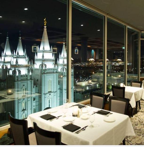 The Roof Restaurant In Salt Lake City Utah Salt Lake City