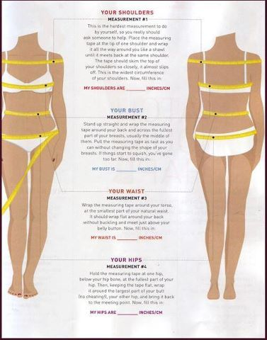USE THIS CHART TO MEASURE YOUR BODY - http://skinnyfiberlady.sbc90.com