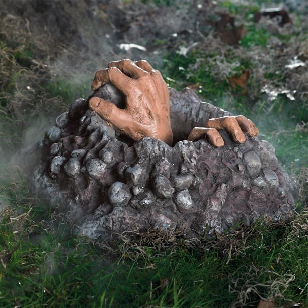 Hand Rocky Groundbreaker