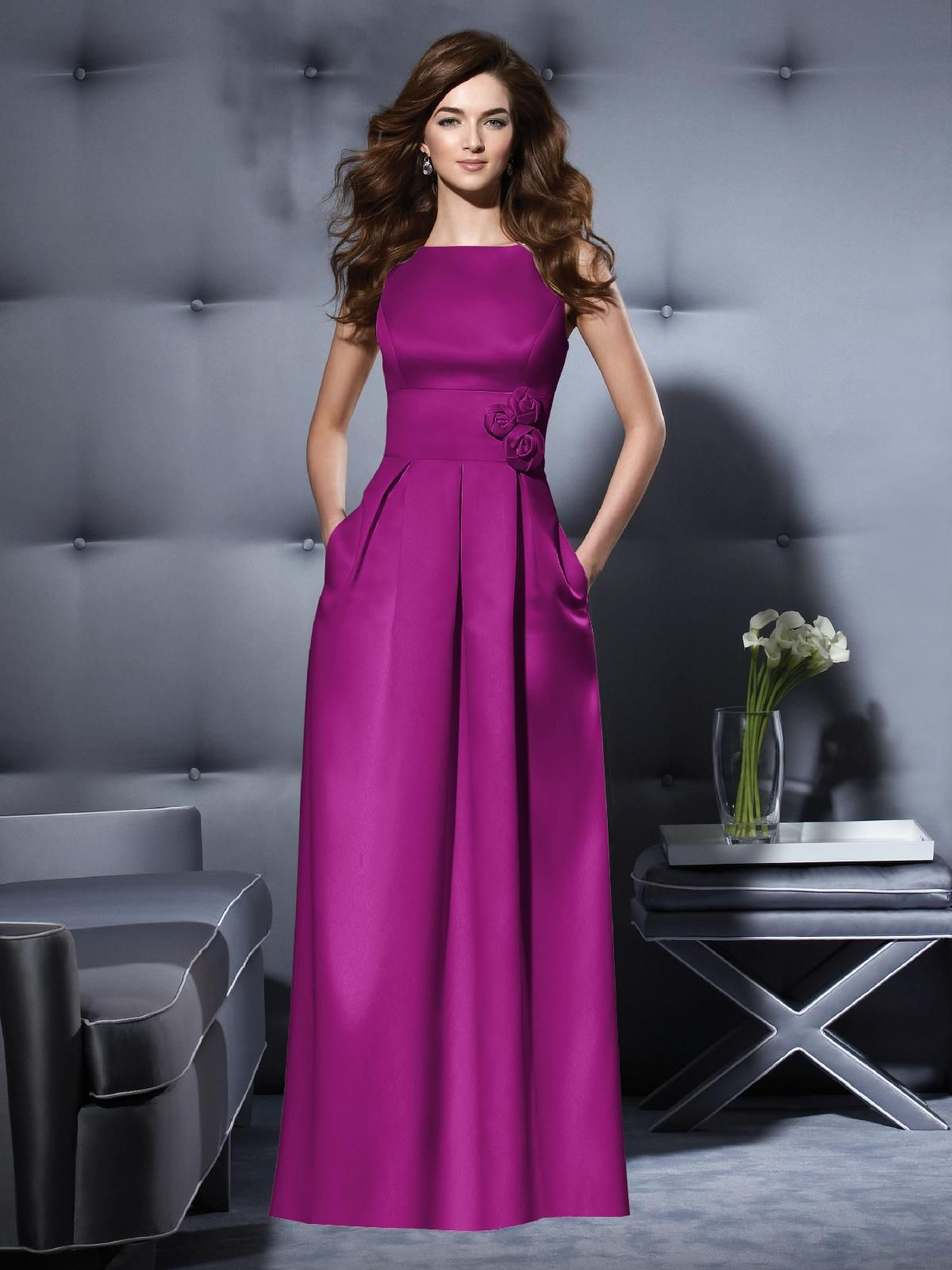 Dessy bridesmaid dress style 2796 | Wedding | Pinterest | Bridesmaid ...