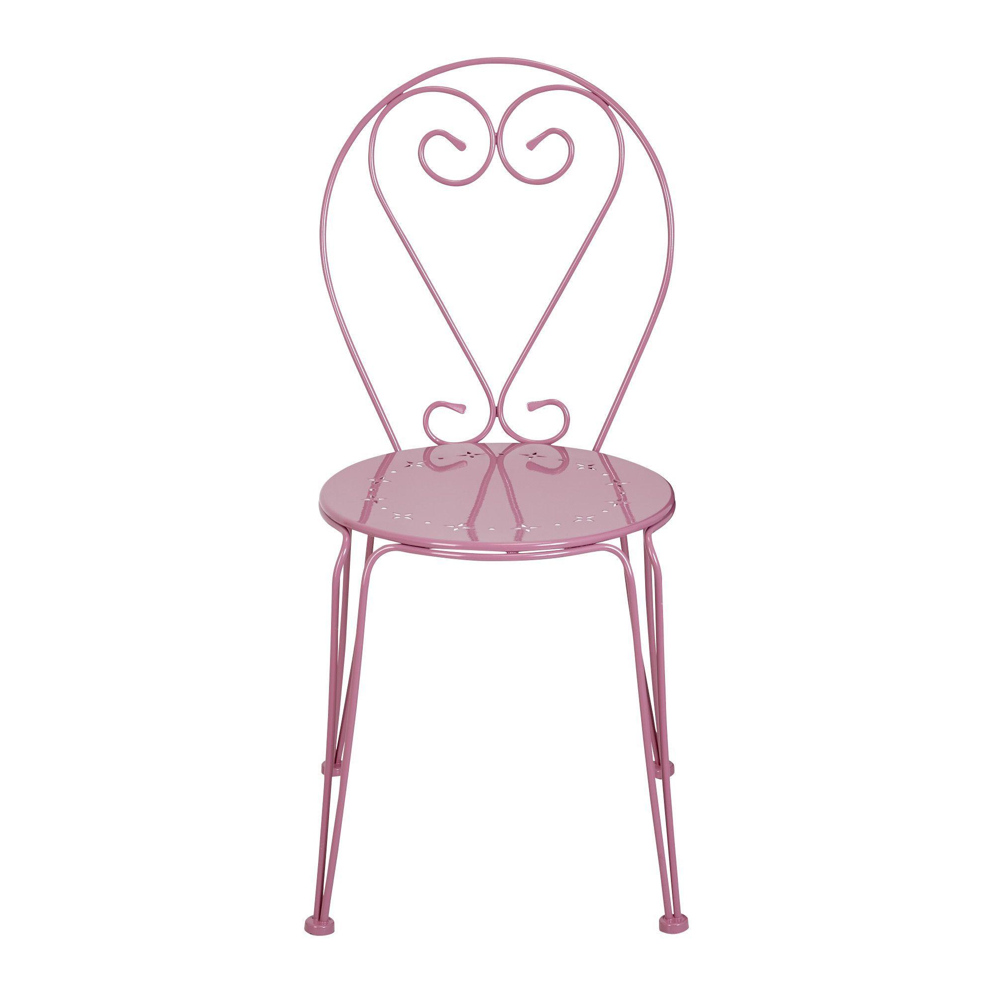 Chaise Romance pour salon de jardin