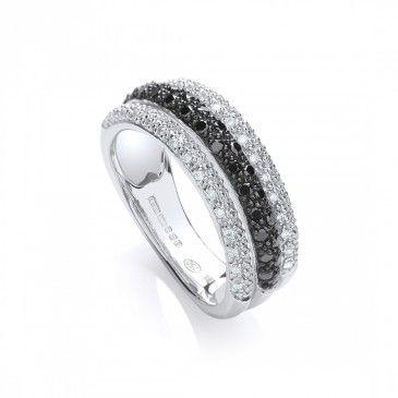 Pin On Black Diamond Jewellery