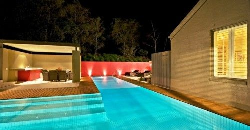 piscine-design-46 | Piscine | Pinterest | Swimming pools and House