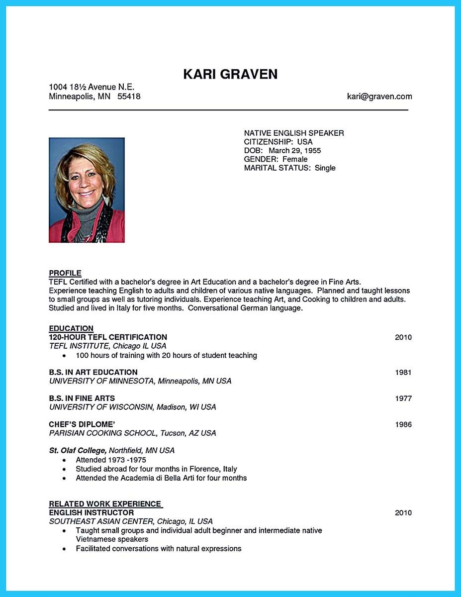 Awesome Learning To Write An Audition Resume  Resume Template