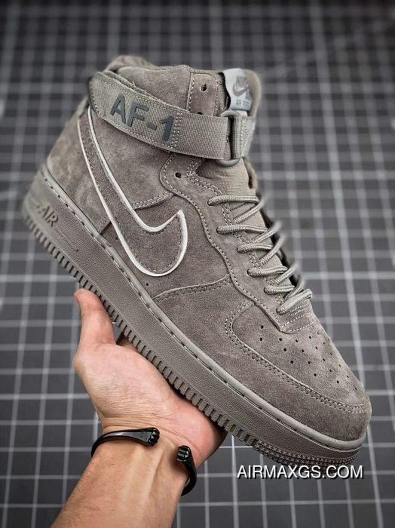 hot sale online a7545 f4f94 Latest Men Nike Air Force One Basketball Shoe SKU 368673-377