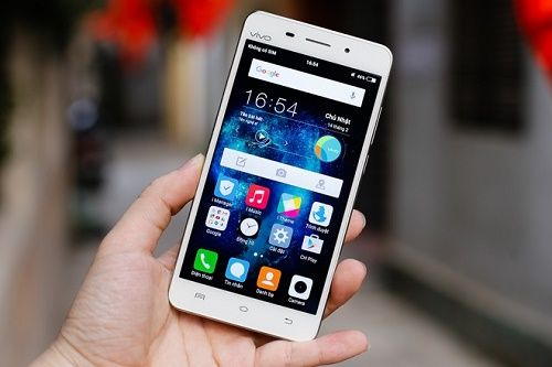 Doi net ve smartphone Vivo V1 Max