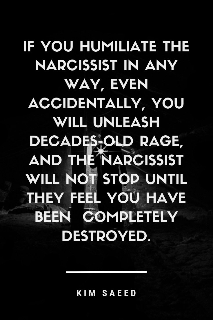 5 Common Questions About the Common Narcissist - K