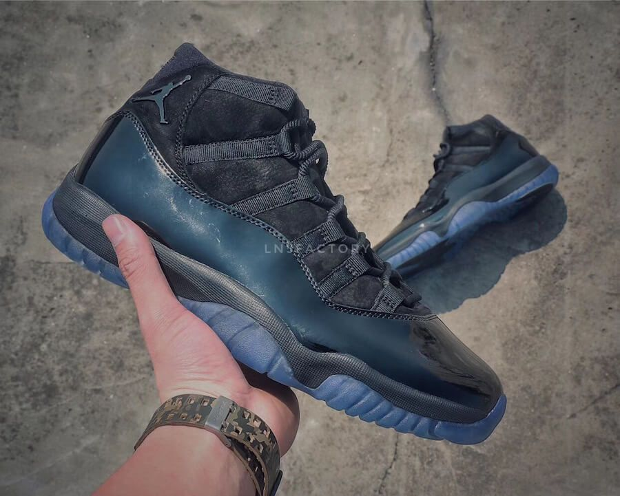 The upcoming Air Jordan 11 Prom Night will reflect some details of the  unreleased Air Jordan 11 Blackout silhouette that was originally witnessed  as a part ... 4e781f37cc