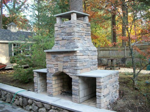 outdoor chimney bluestone caps Google Search Taylor