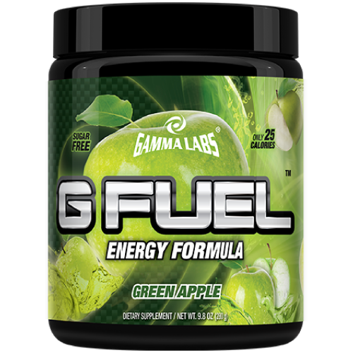 Green Apple Gfuel Other Flavors Available Too Pre Workout Energy Energy Focus Flavors