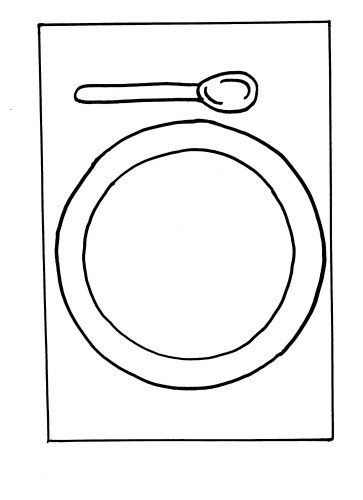 Printable Campbell Soup Template Such As Coloring Pages