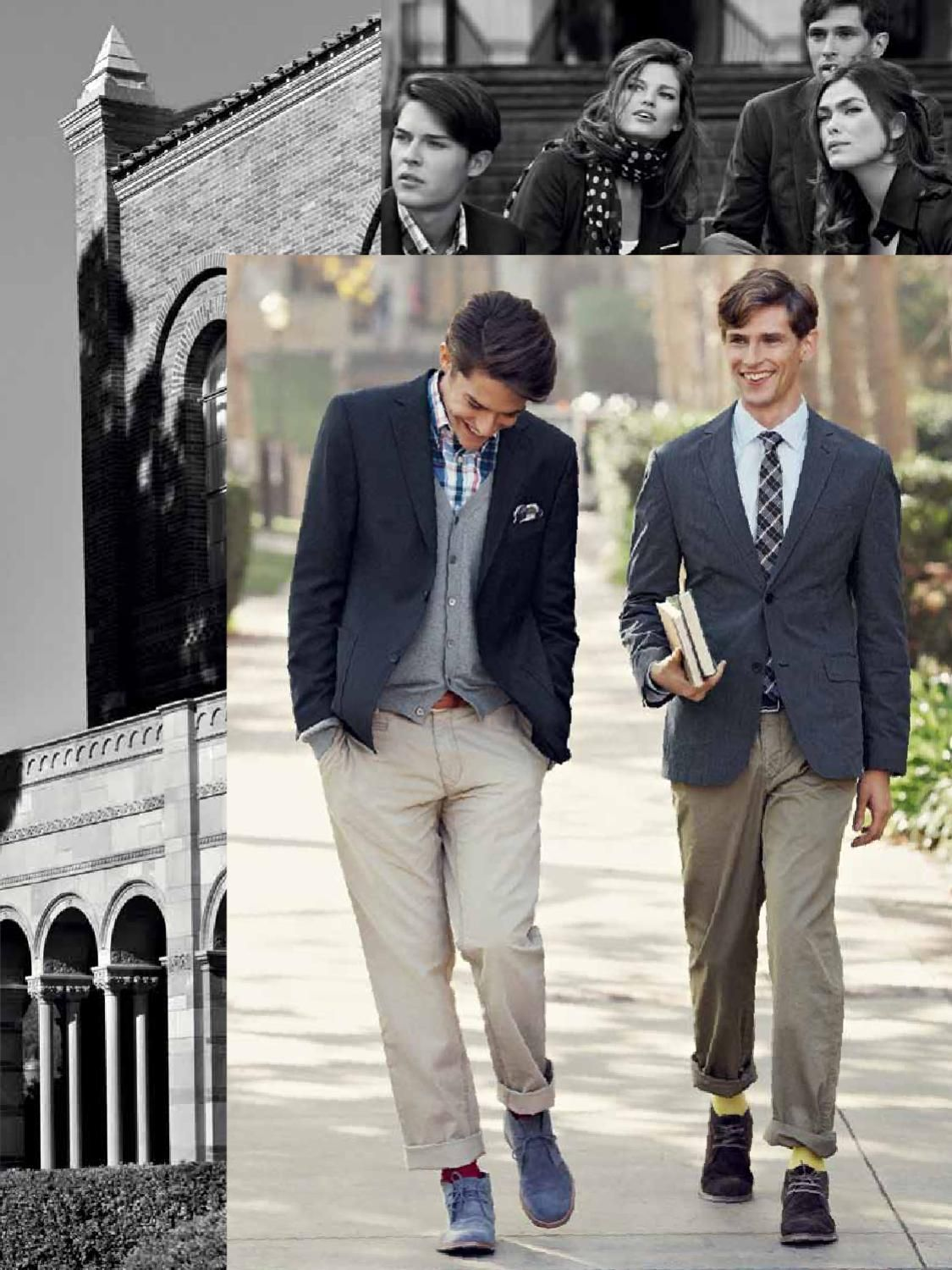 Looks - In league the ivy suits style video