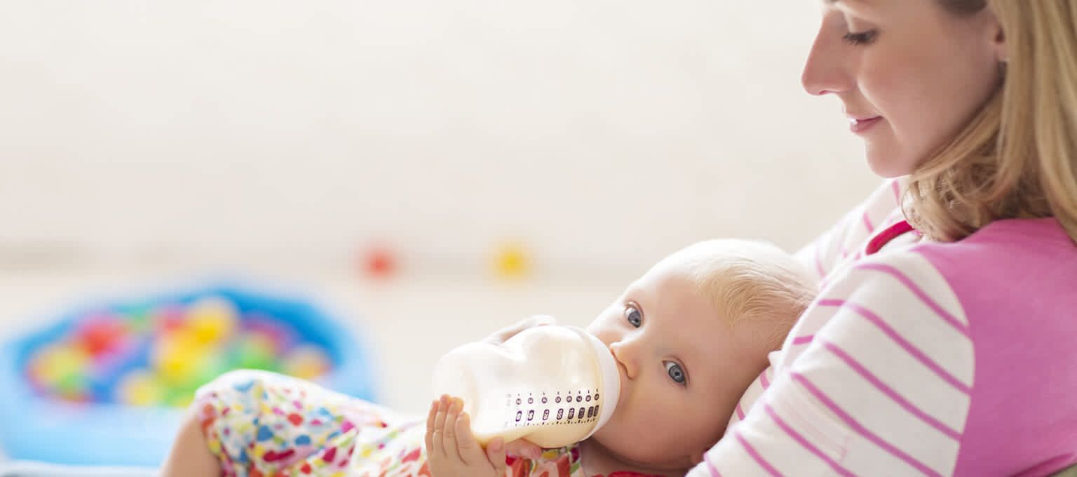 Formula feeding advice in 2020 Sleep training baby