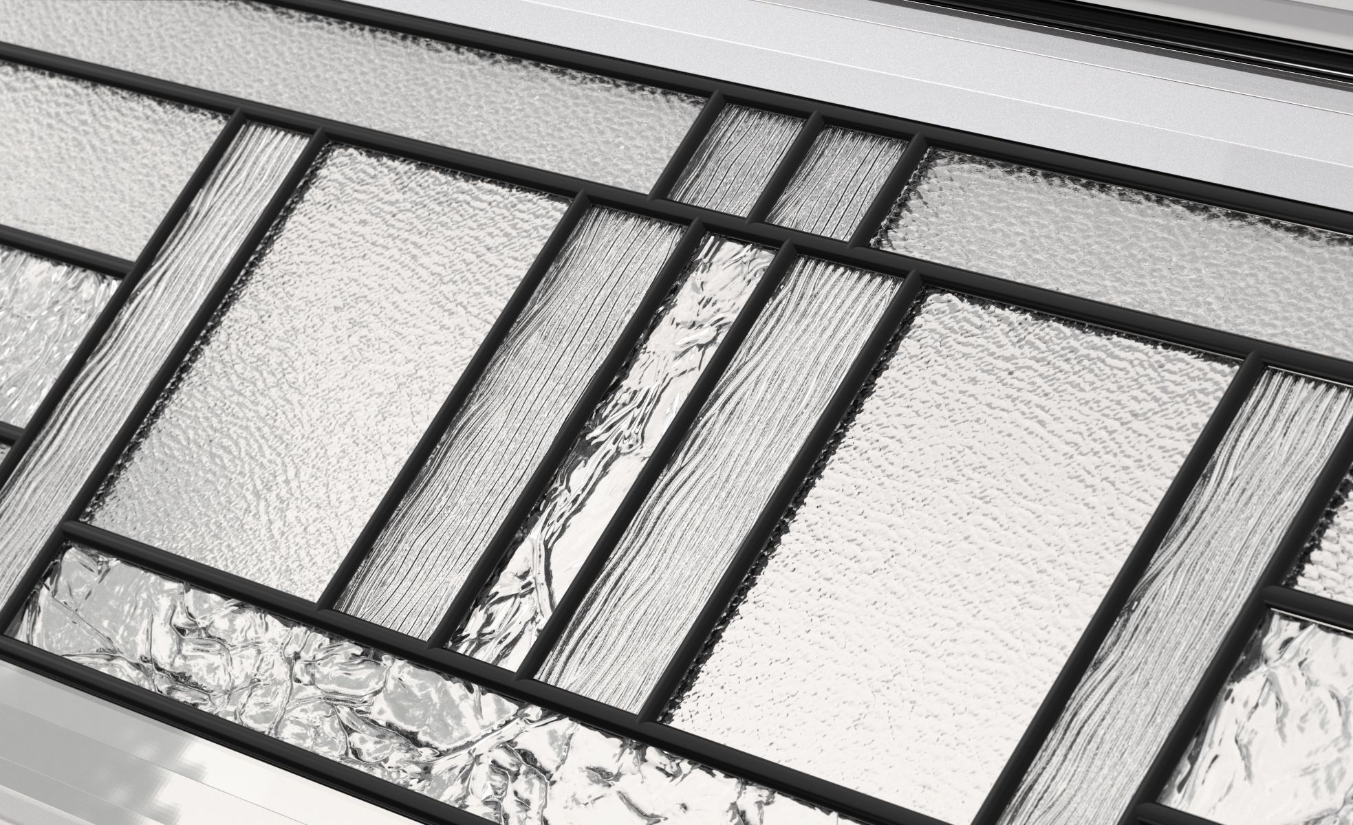 Garage door windows that open  Garage Doors With Stained Glass Windows  voteno