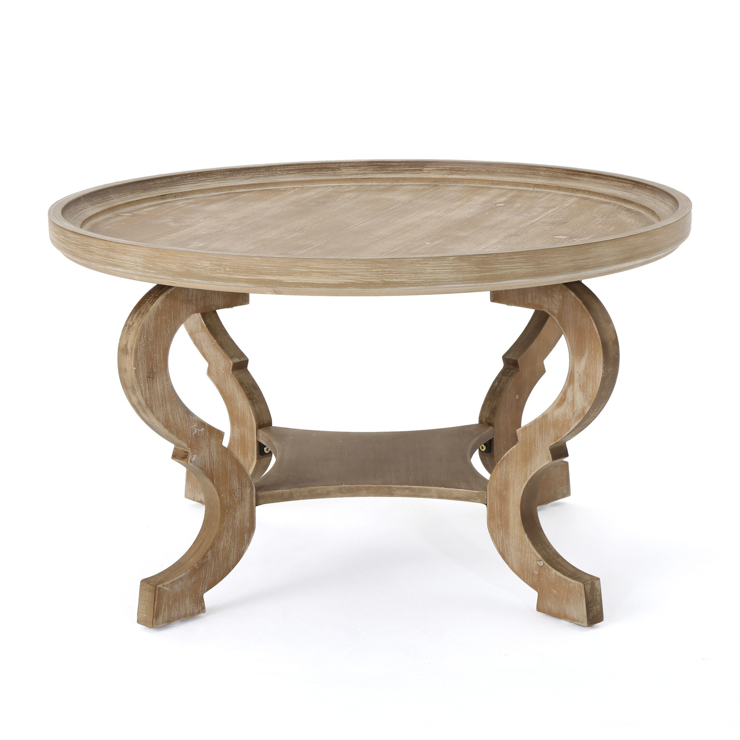 Overstock Com Online Shopping Bedding Furniture Electronics Jewelry Clothing More Circular Coffee Table Round Wood Coffee Table Coffee Table [ 2500 x 2500 Pixel ]