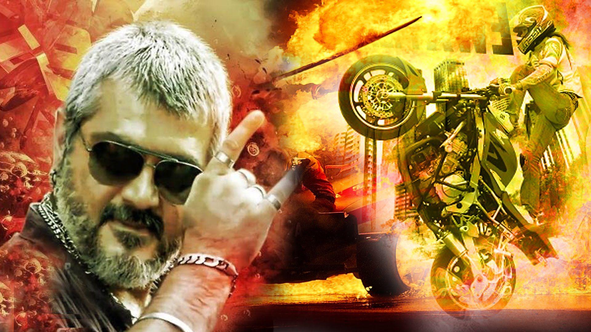 Ajith Kumar Full Action Movie New Tamil Movie 2016