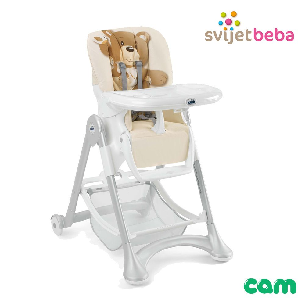 Cam Hranilice Campione Svijet Beba High Chair Baby High