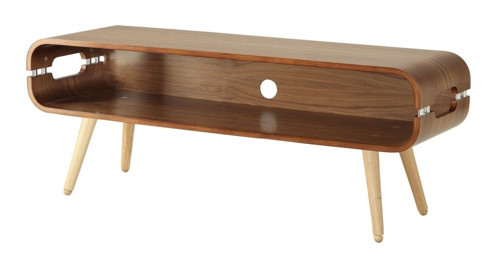 The Jual Walnut Veneer TV Stand From The Designer AV Furniture Brand, Jual  Furnishings, Is A Grand Piece That Has A High Quality, Functional And  Innovative ...