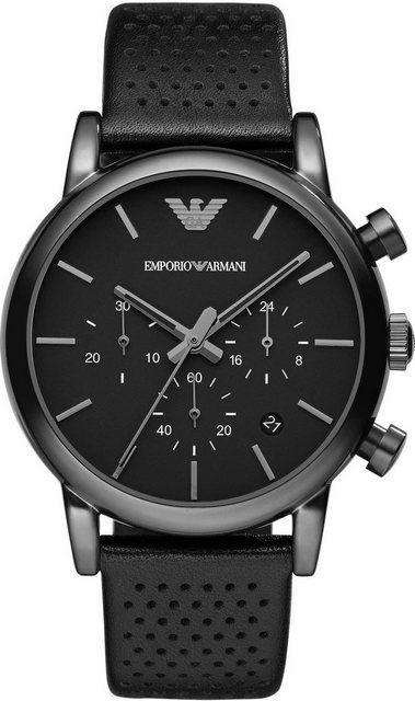 Chronograph Ar1737 Armani Uhren Emporio Armani