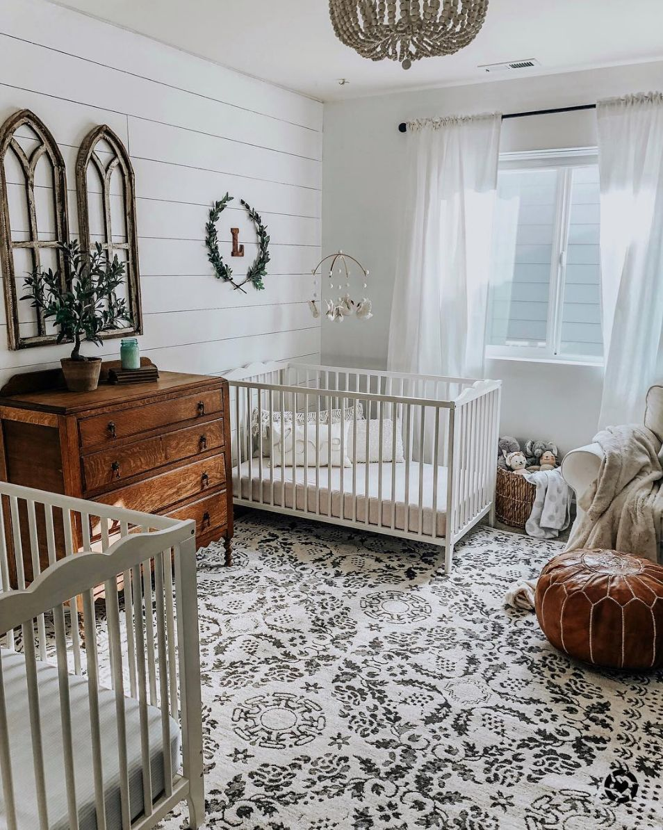 Neutral Baby Girl Nursery: 14 Gender Neutral Nurseries You'll Coo Over
