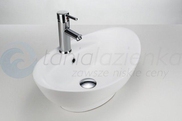 Massi Umywalka Nablatowa Owalna Otyla Z Otworem Home Decor Sink Decor