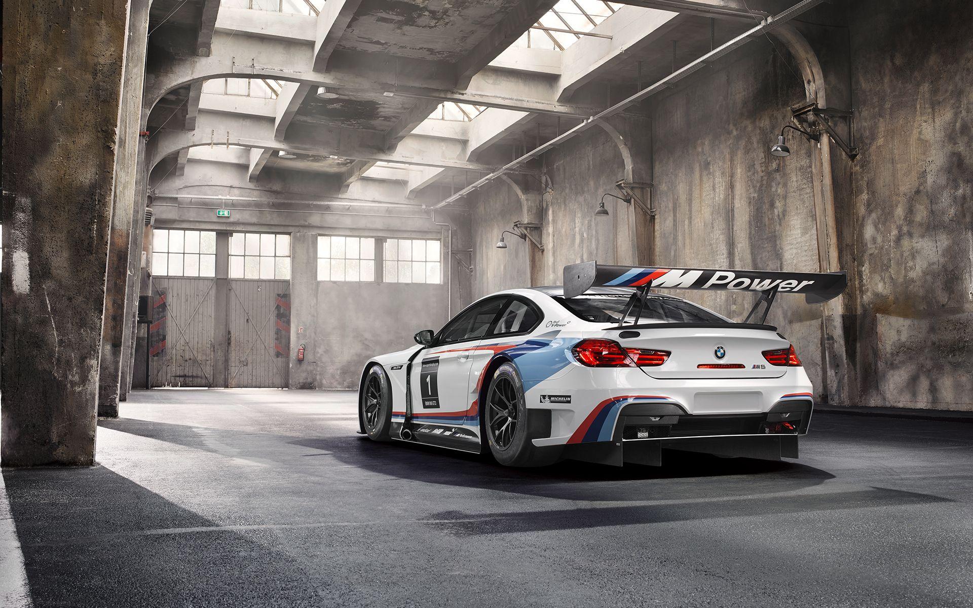 Wallpapers BMW M6 GT3. http://www.bmw-motorsport.com/en ...