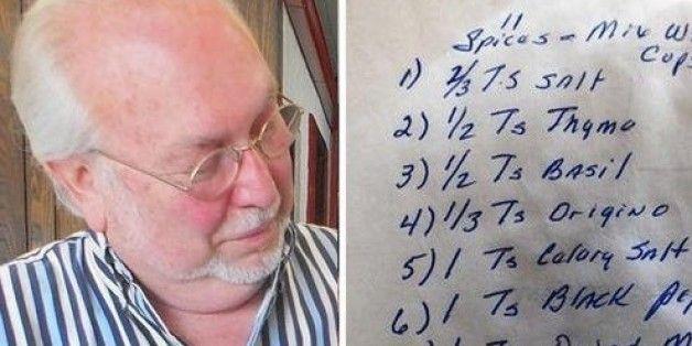 Ce journal a-t-il révélé la recette secrète du poulet KFC