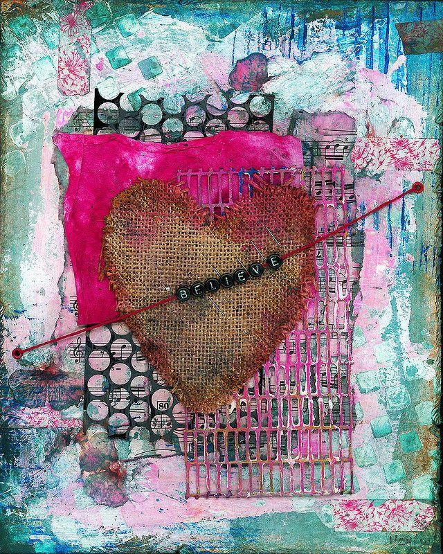 Art Journal LifeBook - Believe