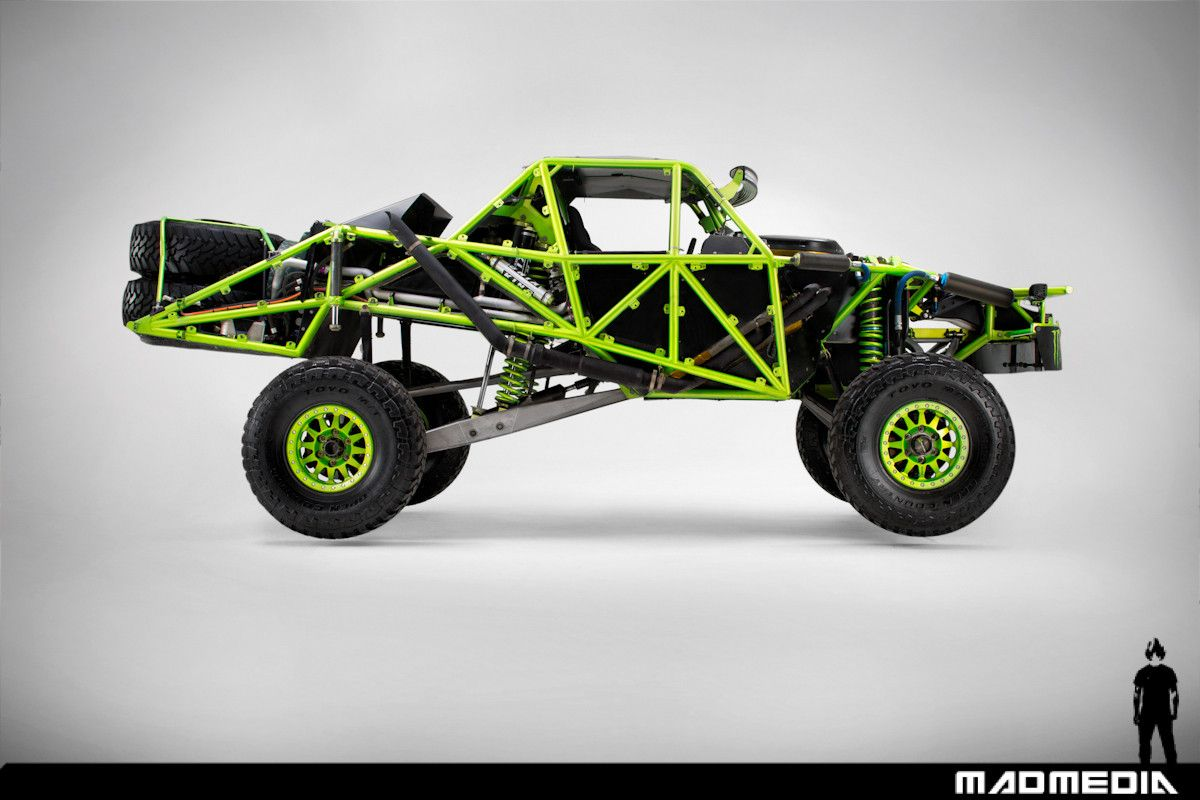 Trophy Truck Chassis Google Search Fabrication Ideas