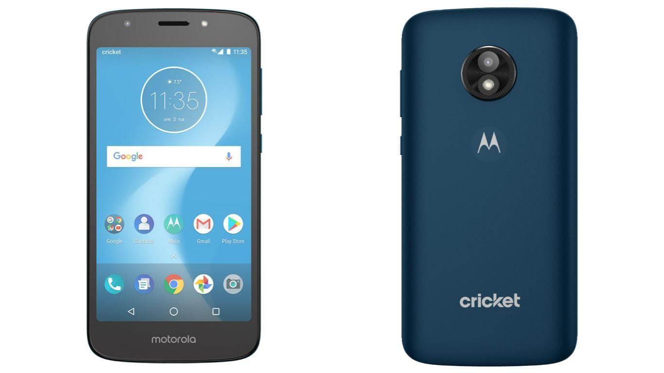 Cricket Wireless Releases Motorola Moto E5 Play As E5 Cruise Cricket Wireless Wireless Motorola