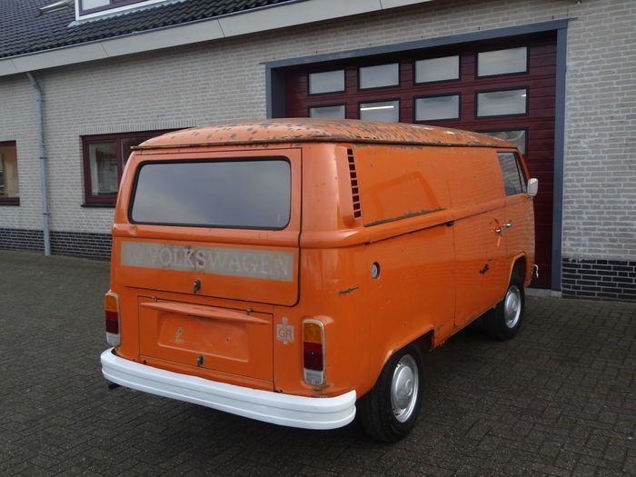 Volkswagen Transporter T2b - 1979