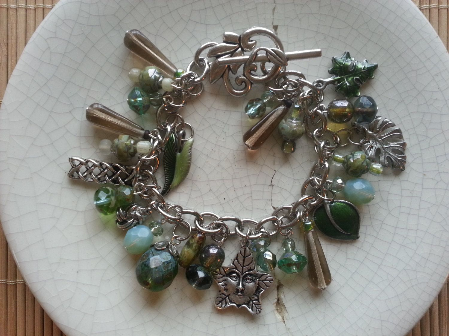 Green man bracelet my style pinterest bracelets green man and