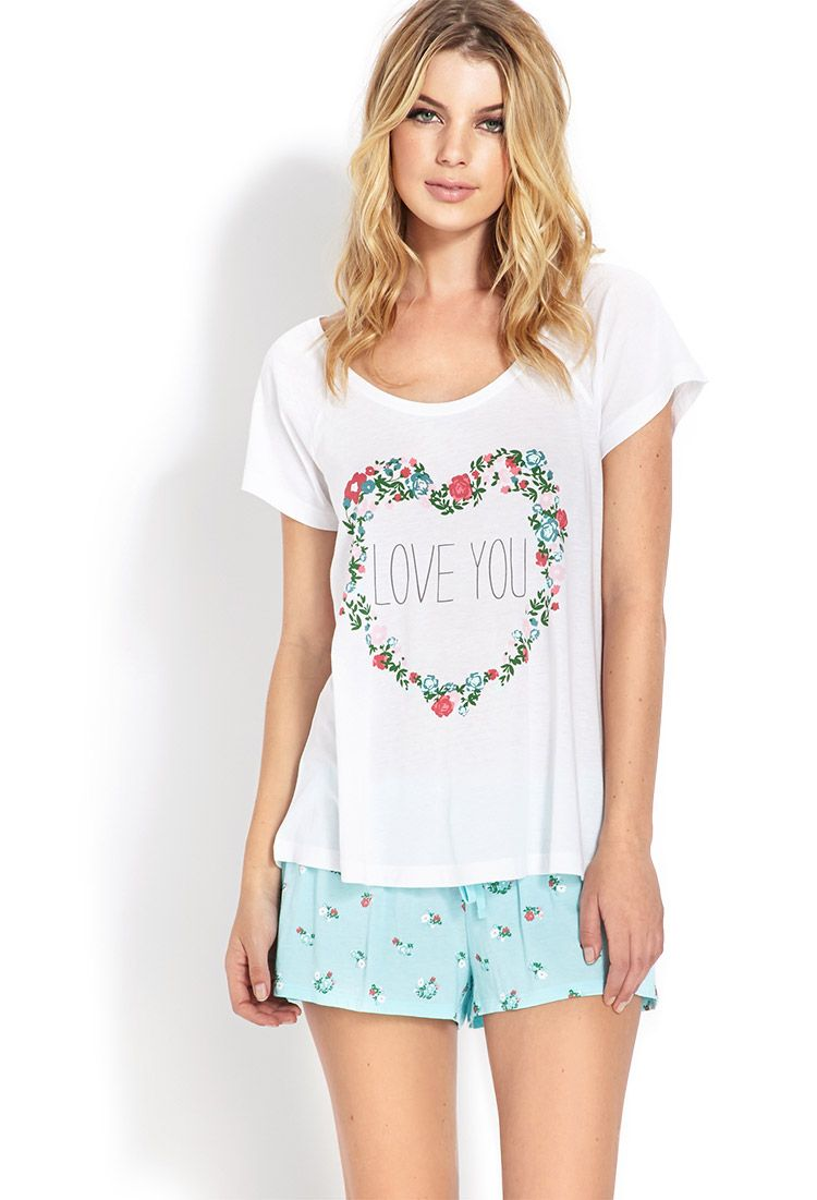 cute pajama sets you floral pj set forever21 is in the air 30809